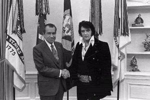 Songs About Elvis & Nixon